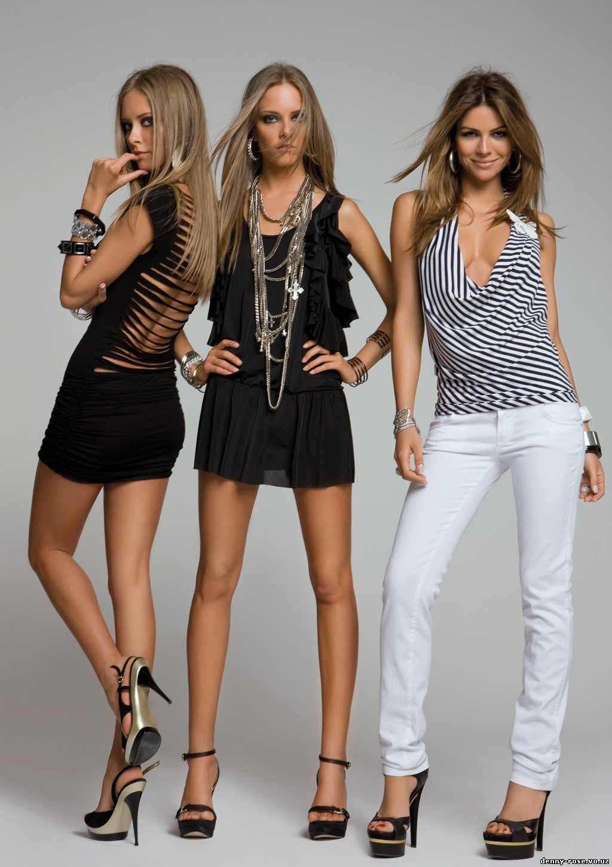 Стиль Одежды Клубный С Доставкой
